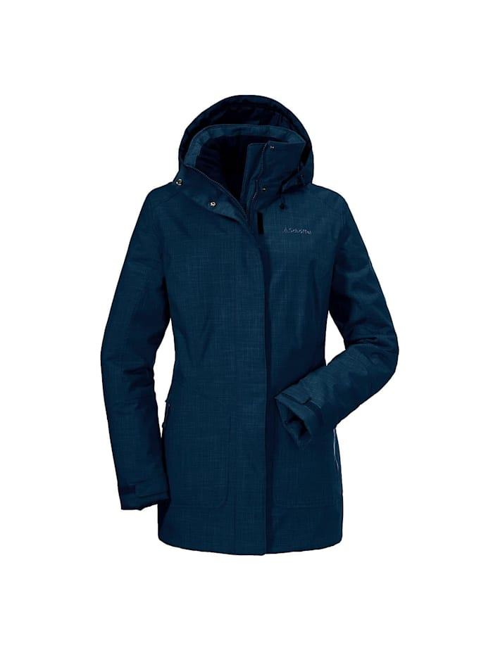 Schöffel Schöffel Jacke Insulated Jacket Sedona2, Blau