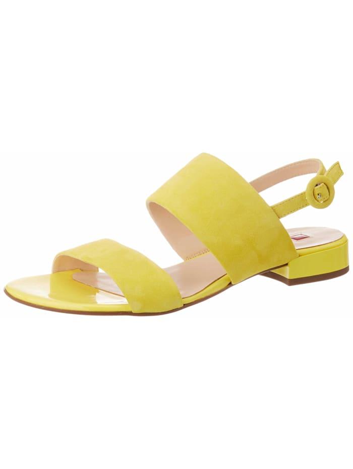 Högl Sandalen/Sandaletten, gelb