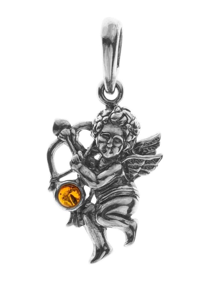 OSTSEE-SCHMUCK Anhänger - Engel Amor - Silber 925/000 -, silber