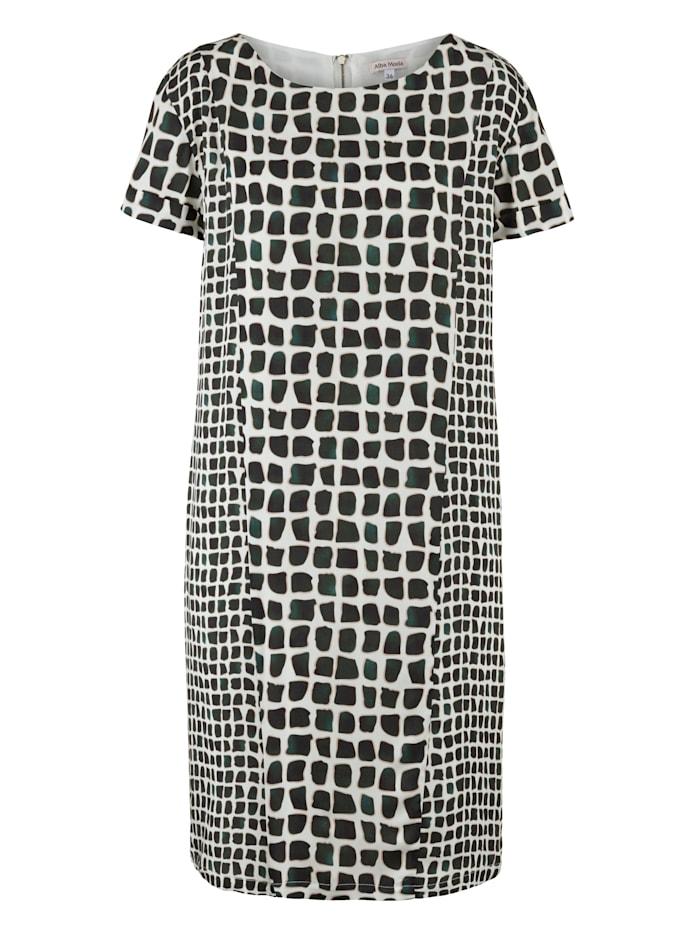 Kleid mit leichtem Glanz
