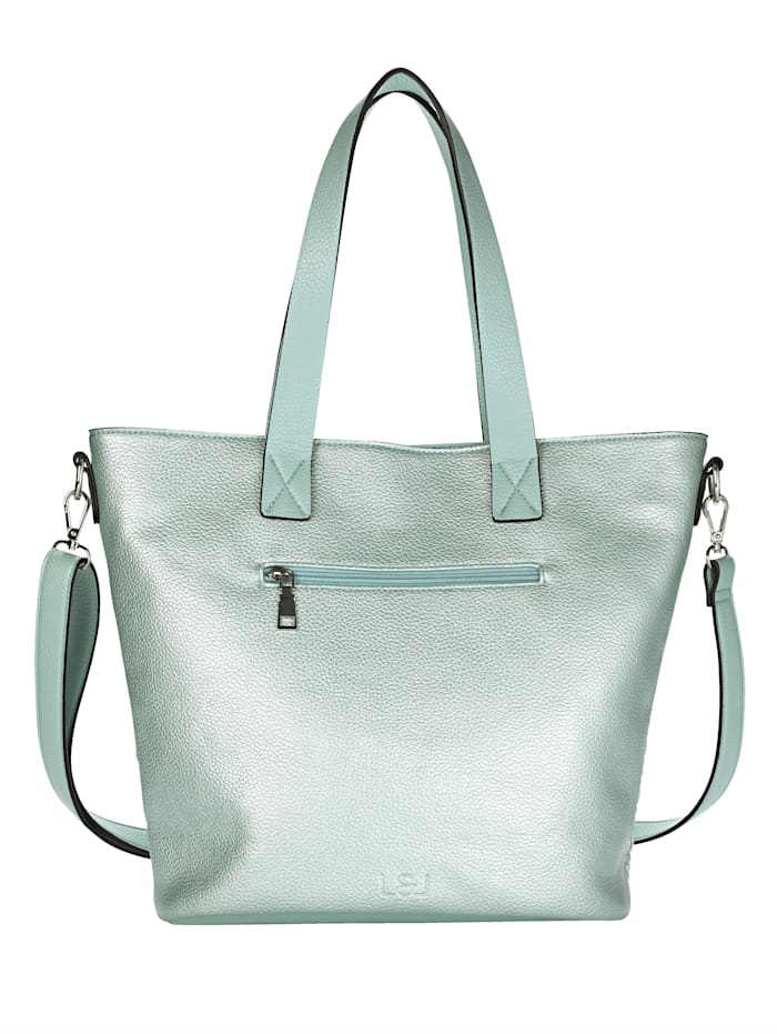 Tote Bag with tassel embellishment