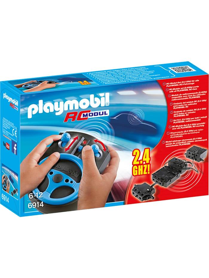 PLAYMOBIL Konstruktionsspielzeug RC-Modul-Set 2,4 GHz, Bunt