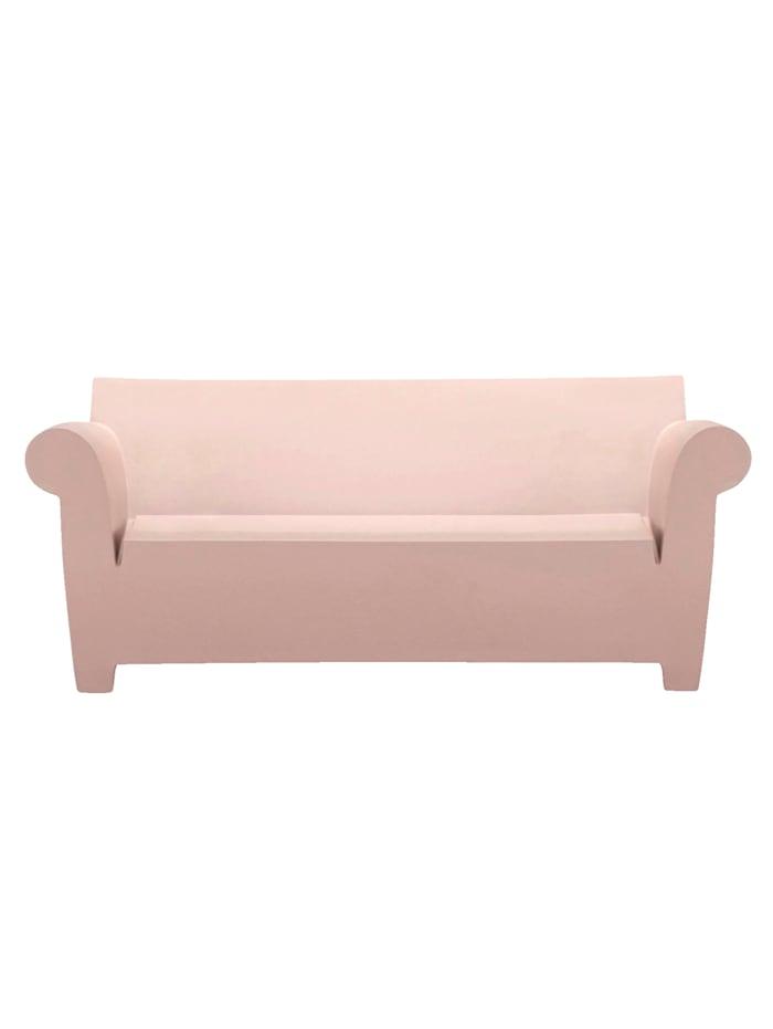 Kartell Outdoor-Sofa, Puder