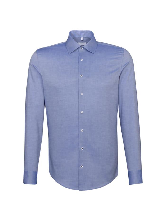 Seidensticker Business Hemd ' Slim ', blau (0017)