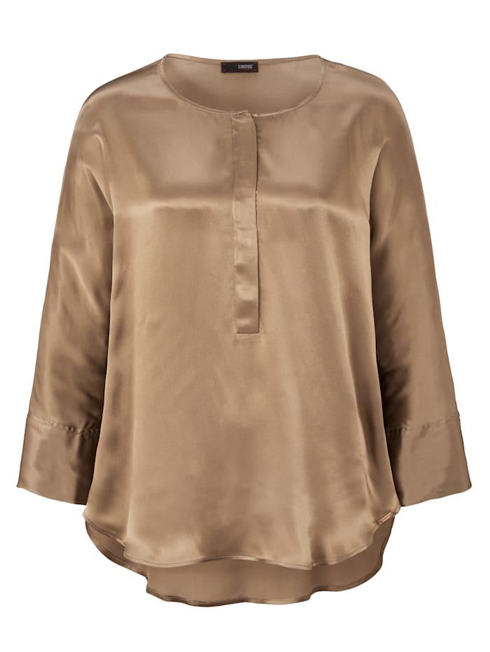 CINQUE Bluse, Goldfarben