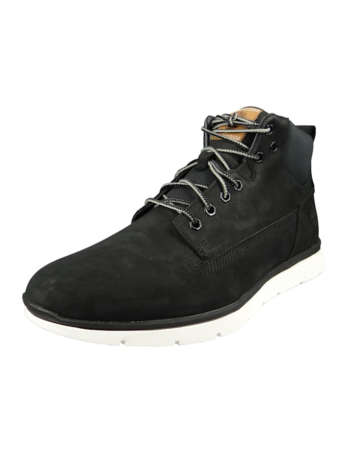 CA1SDI Killington Herren Chukka Boots Black Nubuck Schwarz