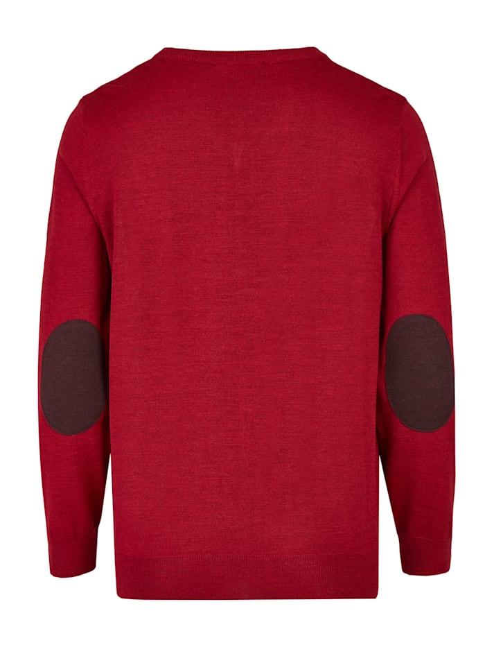 Pullover im edel-stylischen Look