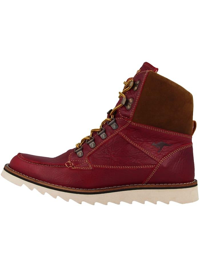 KangaROOS Boots Chieftain, rot