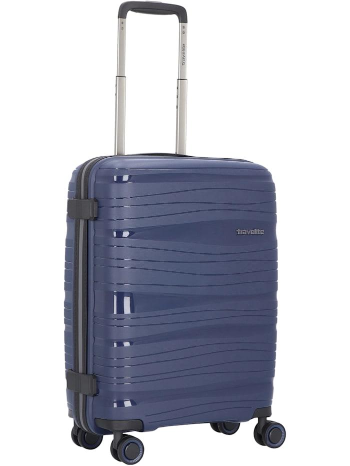 Travelite Motion 4-Rollen Kabinentrolley 55 cm, marine