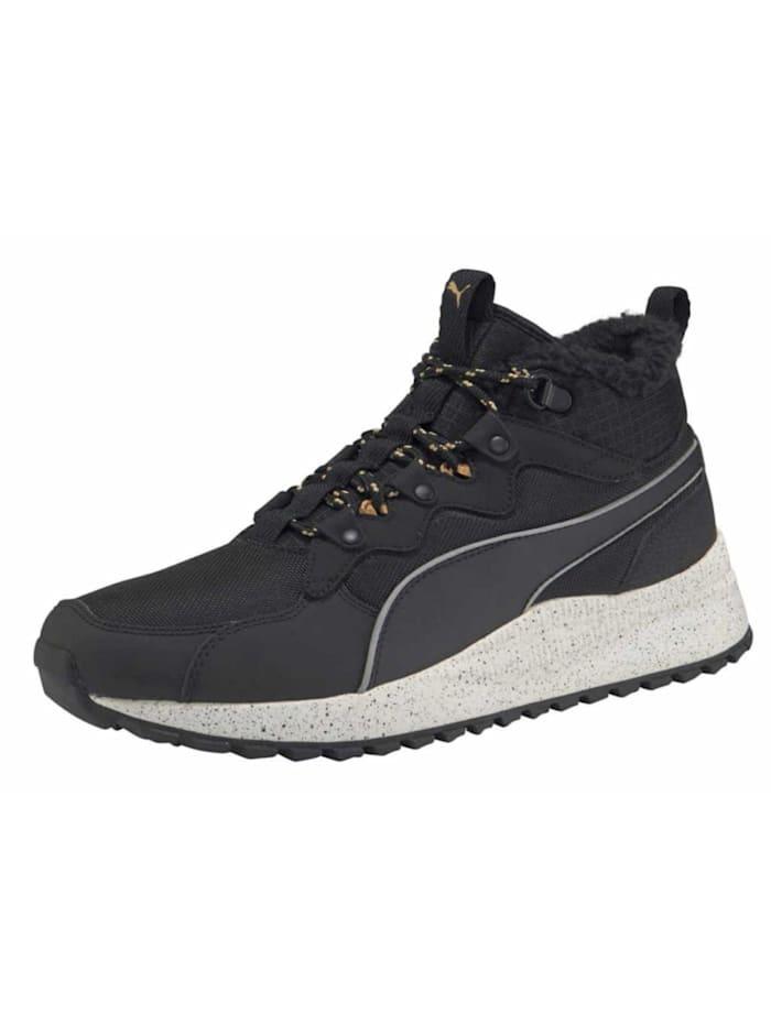 Puma Schnürschuhe, schwarz