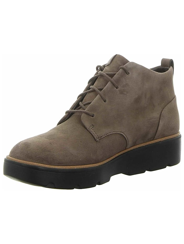 Clarks Stiefelette, taupe