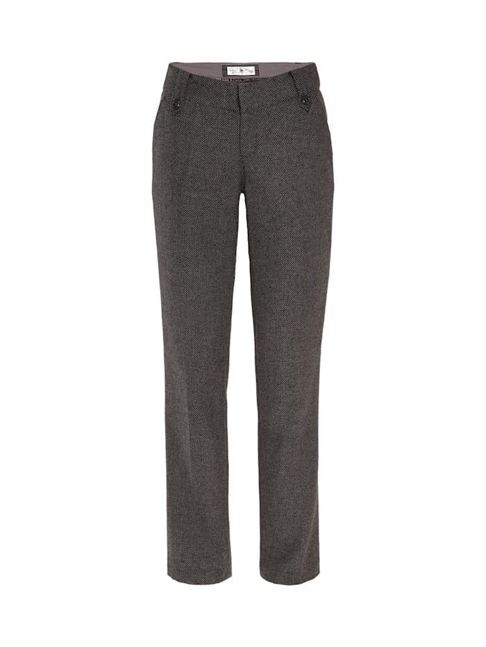 Tweed-Hose im Dandy Look