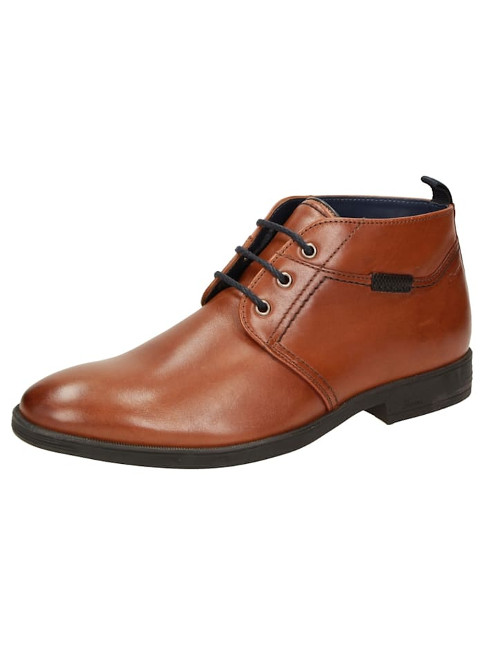 Sioux Stiefelette Foriolo-705-H, hellbraun