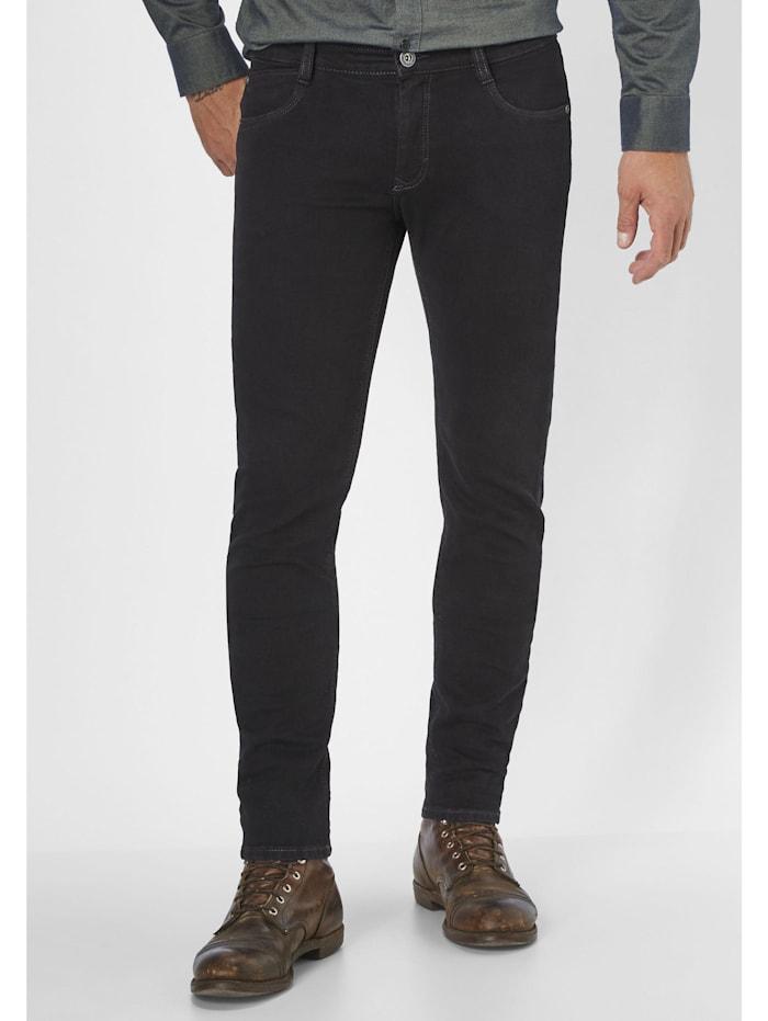 Paddock's Moderne 5-Pocket Jeans DEAN, black/black