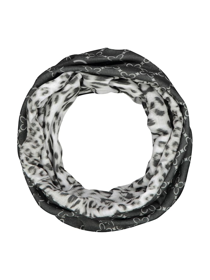 Codello Ultrasofte Loop-Maske, black