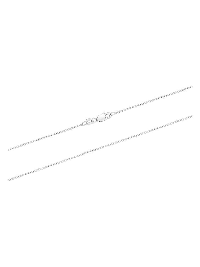 CHRIST Diamonds Damen-Kette 585er Weißgold 14 Diamant