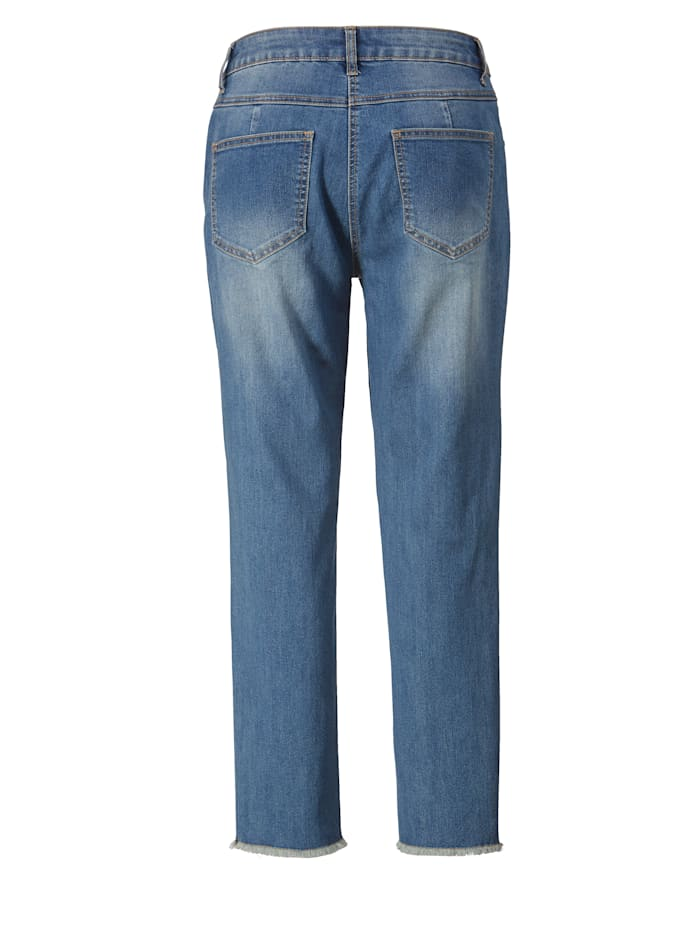 Slim Fit Jeans middle blue denim