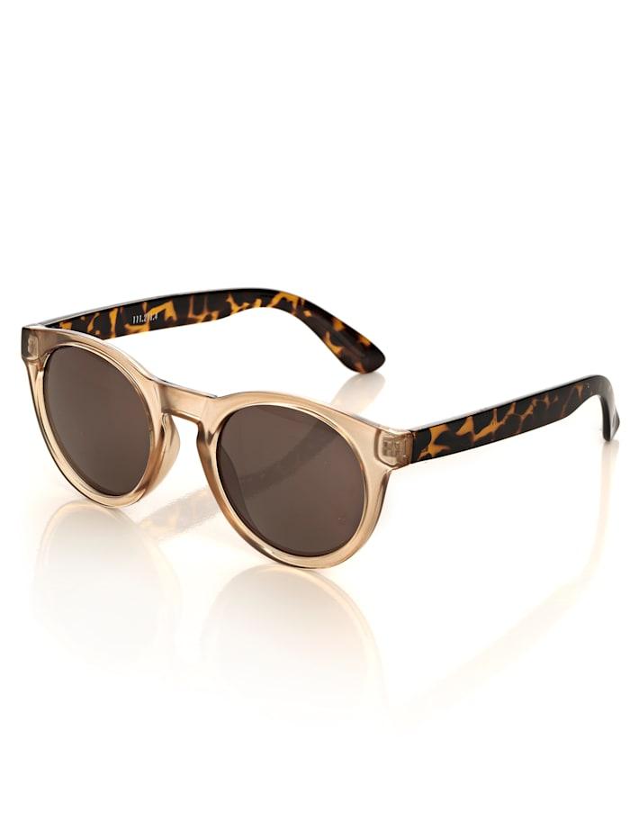 Alba Moda Slnečné okuliare, Prírodná biela