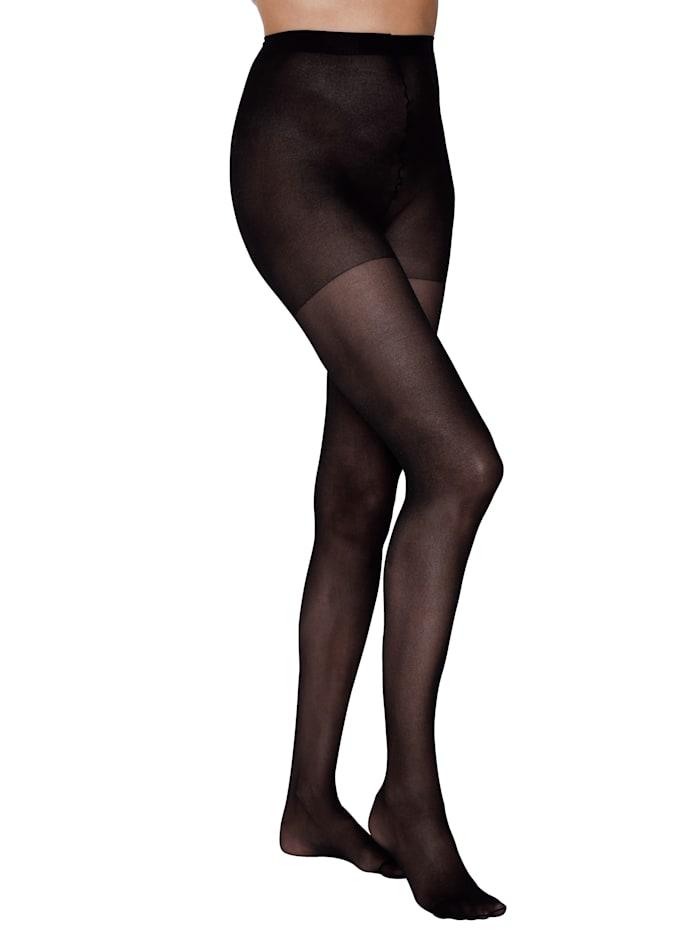 Disee Strømpebukse, 4x svart