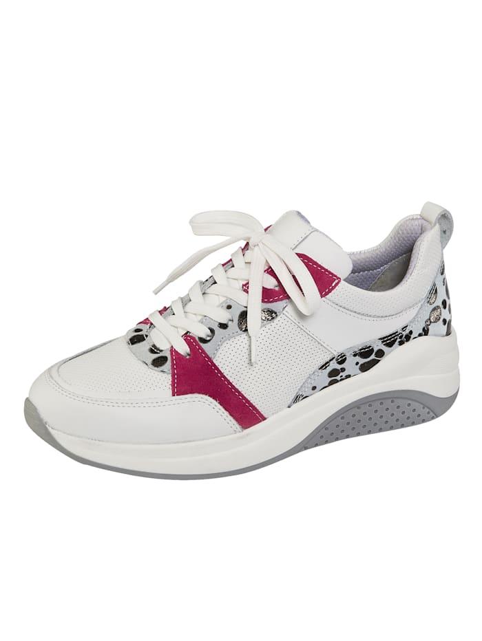 Naturläufer Sneakers au look mode, Blanc