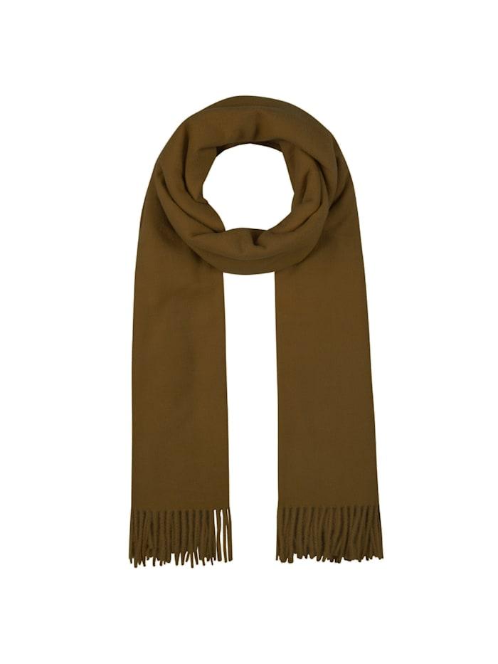 Codello Softer Oversized-Schal mit Viskose, brown