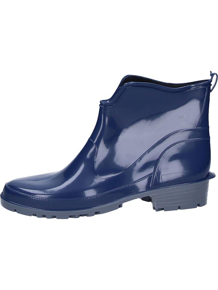 Regenstiefel Elke dunkelblau