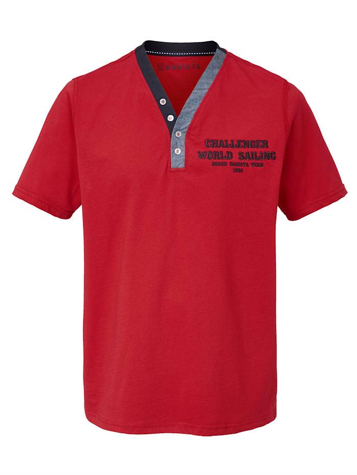BABISTA Shirt, Rot