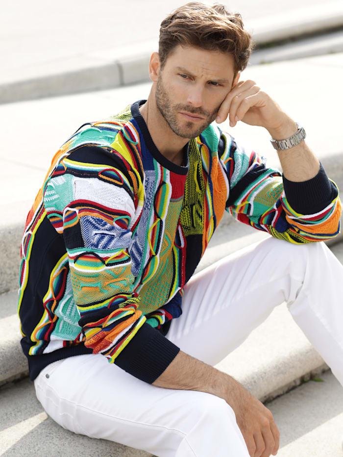 BABISTA Pullover Made in Italy, Multicolor