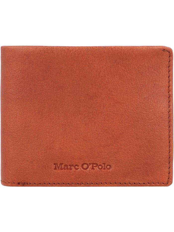 Marc O'Polo Colt Geldbörse Leder 10,5 cm, essential cognac