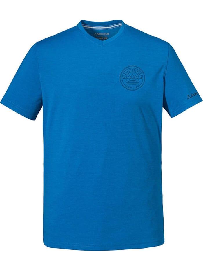 Schöffel Schöffel T-Shirt Nuria 1, Royalblau