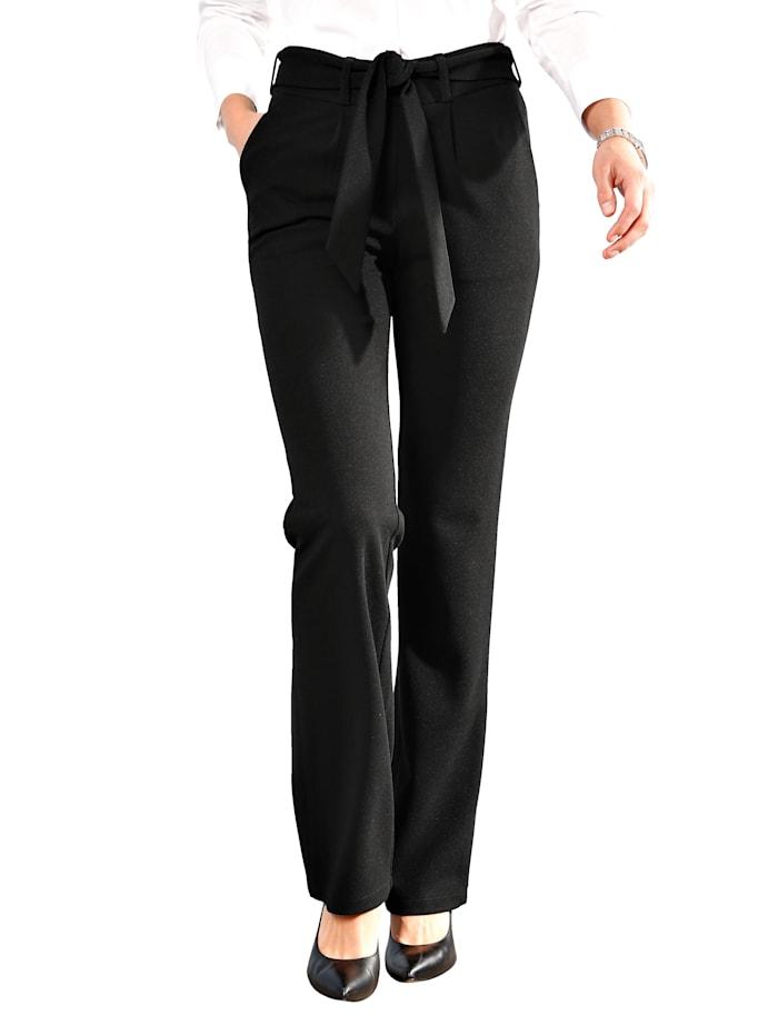 Suoran malliset housut