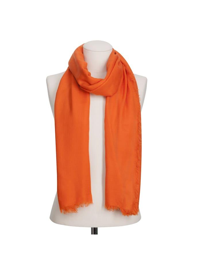 """XL-Schal ,,Basics"""" aus reiner Wolle"""