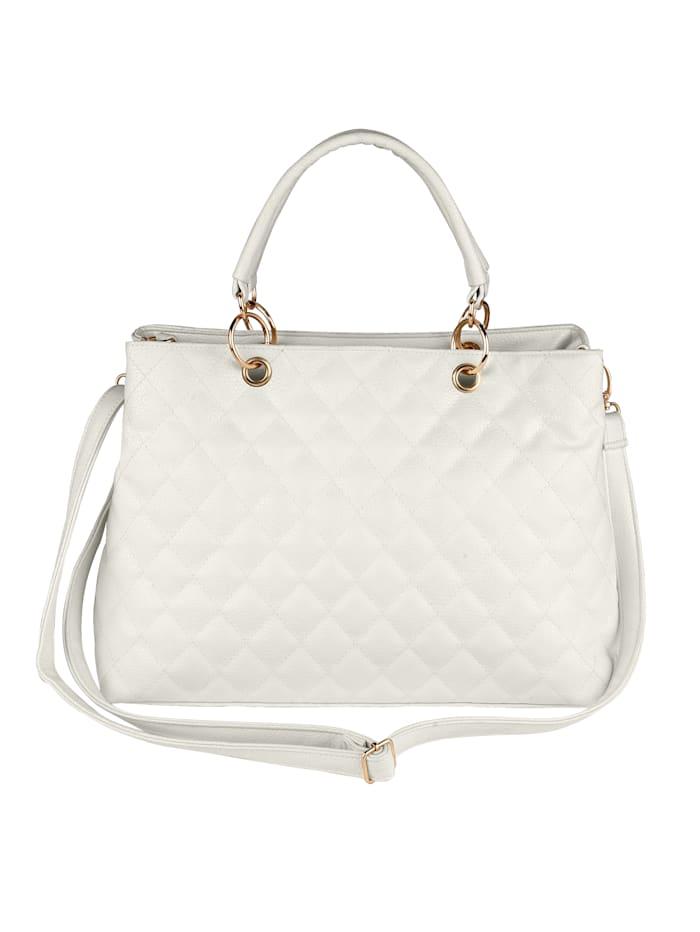 Aimée Käsilaukku, valkoinen