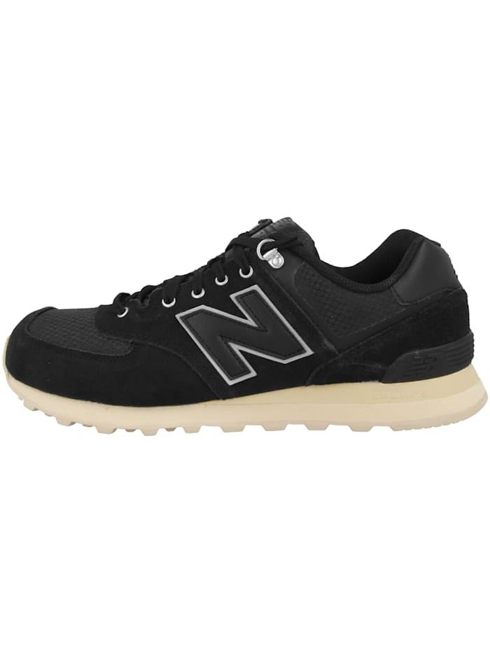 New Balance Sneaker low ML 574, schwarz