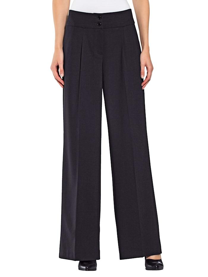 Pantalon de coupe ample tendance