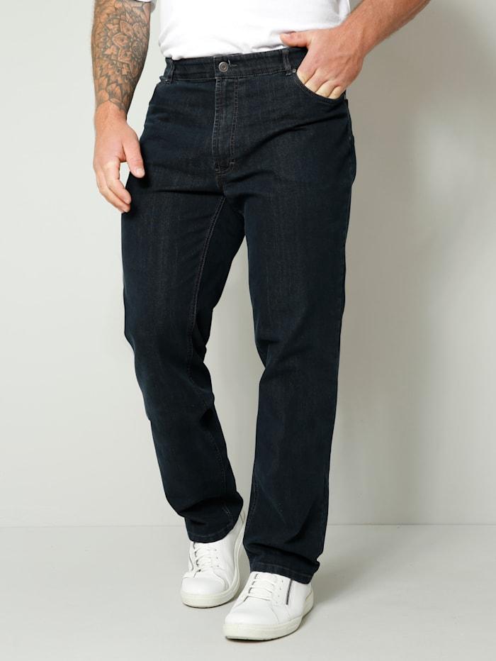 Men Plus Jeans Spezialschnitt, Blau
