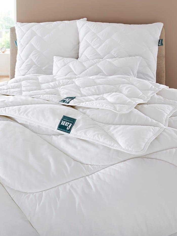f.a.n. Faser Bettenprogramm 'Medicott Soft', Weiß