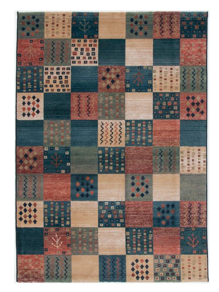 Theko®die Markenteppiche Tapis tissé Walter, Multicolore