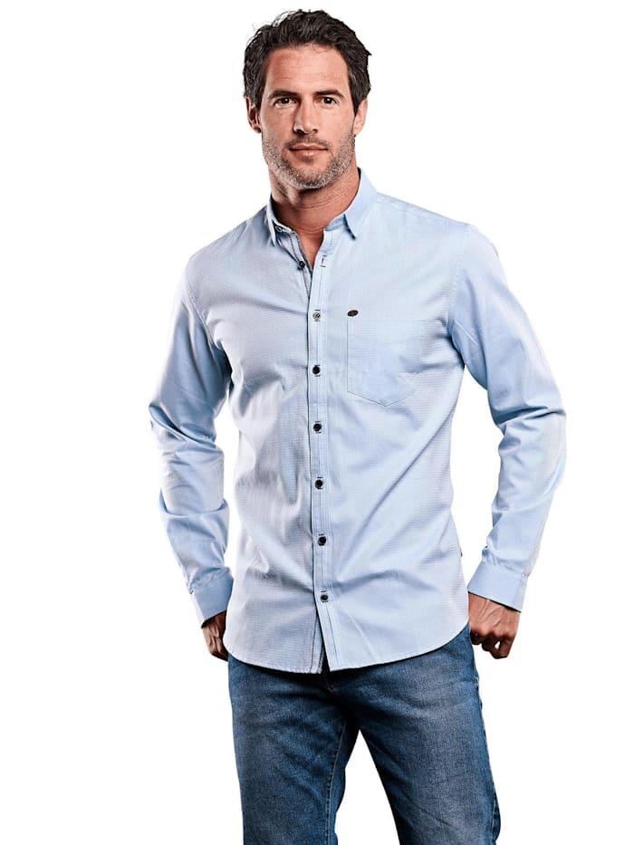 Engbers modisches Hemd, Hellblau