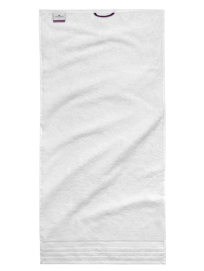 Tom Tailor Pyyhe, valkoinen