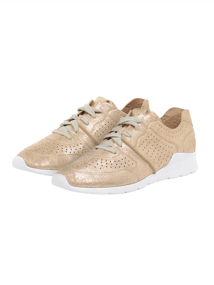 UGG Sneaker, Goldfarben