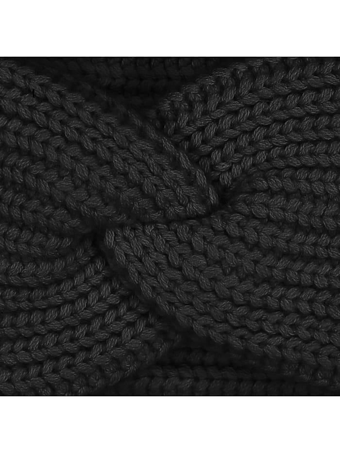 Softes Stirnband mit Wolle