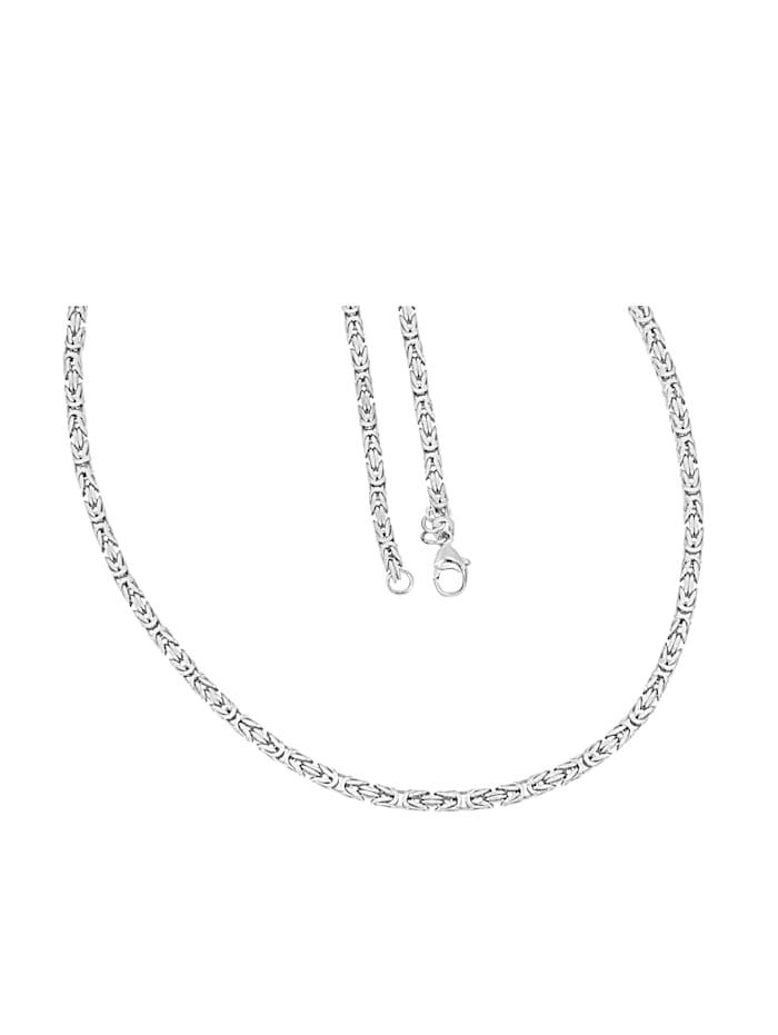Diemer Silber Königskette in Silber 925, Silberfarben
