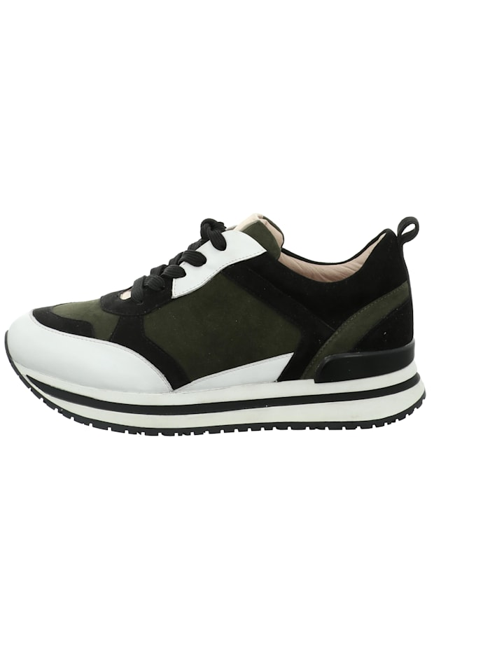 Tizian Damen-Sneaker Calabria 01, weiss-multi