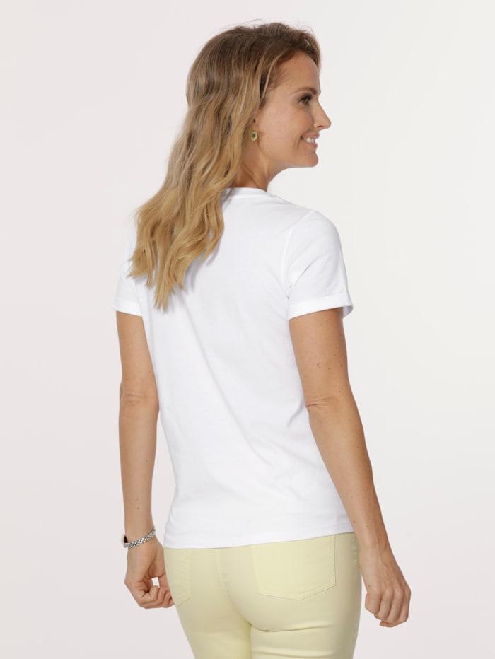 T-shirt à broderie