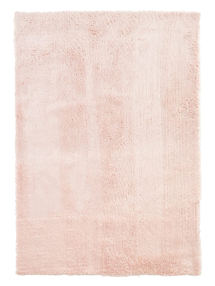 Casamaxx Tkaný koberec 'Tian', Ružová