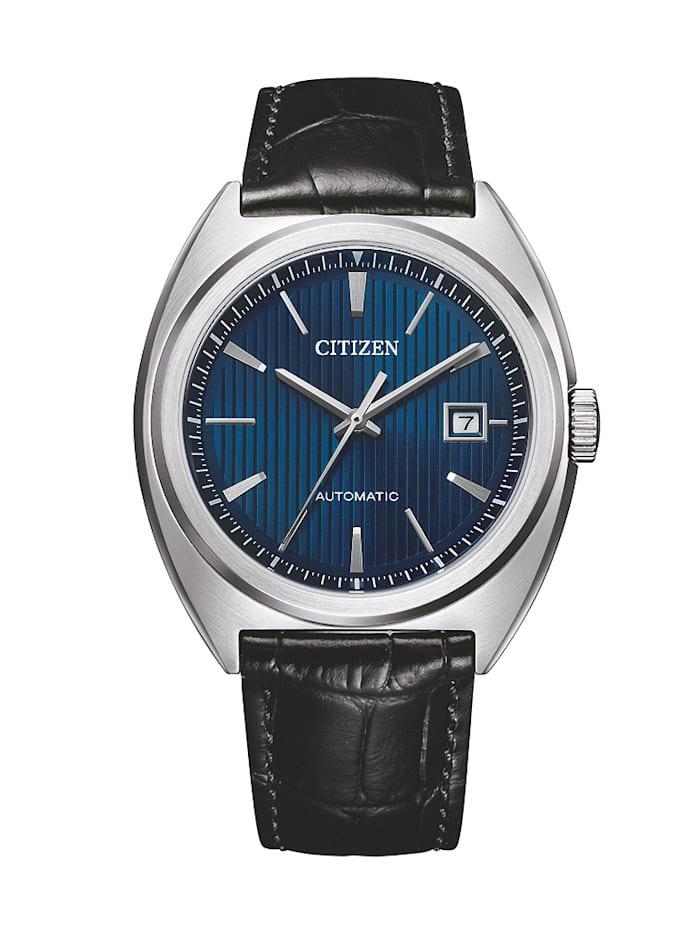 Citizen Herrenuhr NJ0100-46L, Schwarz