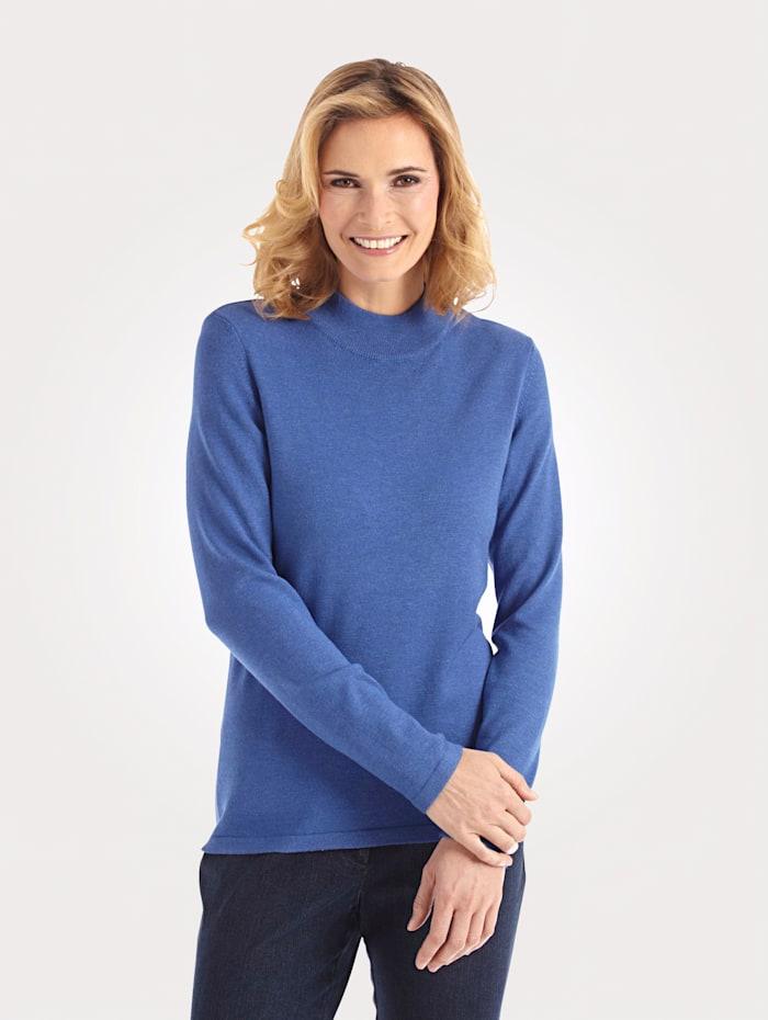 MONA Pullover in Traumhaft-Qualität, Blau