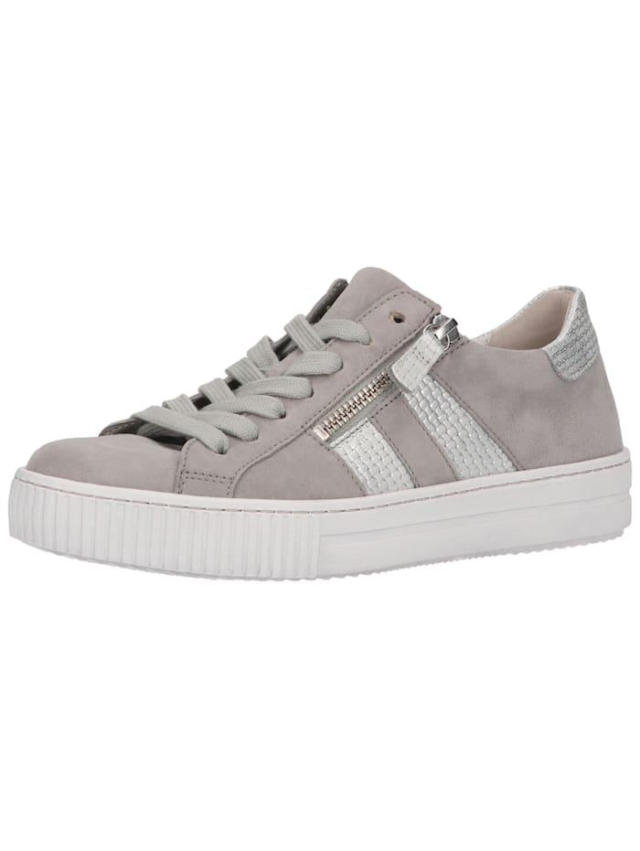 Gabor Gabor Sneaker, Grau/Silber