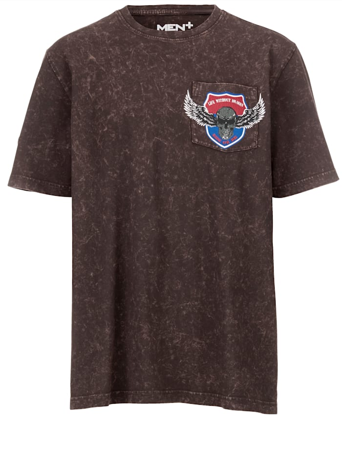 T-Shirt acid wash